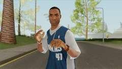 Crips Gang Member V1 para GTA San Andreas