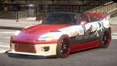 Honda S2000 D-Style PJ1 para GTA 4