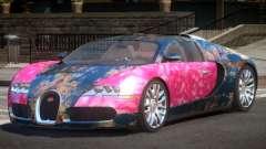 Bugatti Veyron 16.4 RT PJ4 para GTA 4