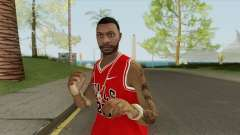 Random Male V1 (Chicago Bulls) para GTA San Andreas