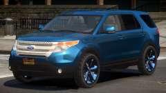 Ford Explorer RGT