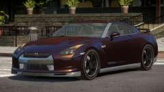 Nissan GTR R35 ZT