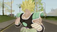 Broly V3 (Dragon Ball Super) para GTA San Andreas