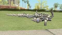 Gatling Gun (Cross Fire) para GTA San Andreas