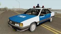 Audi 100 (Police) 1992 para GTA San Andreas