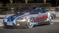 Dodge Viper SRT Police V1.1