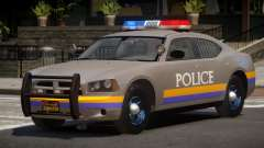 Dodge Charger City Police para GTA 4