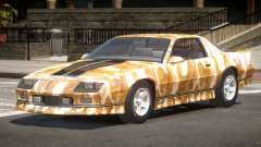 Chevrolet Camaro IR PJ5 para GTA 4