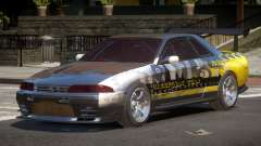 Nissan Skyline R32 D-Style PJ6 para GTA 4