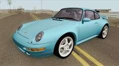 Porsche 911 (993) Turbo 1997