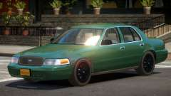 Ford Crown Victoria CL