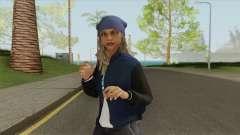 Crips Gang Member V5 para GTA San Andreas
