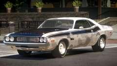 1972 Dodge Challenger RT PJ1 para GTA 4