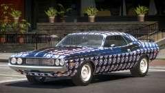 Dodge Challenger RT H-Style PJ5 para GTA 4