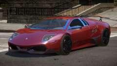 Lamborghini Murcielago LP670 para GTA 4