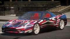 Honda NSX-R LT PJ5 para GTA 4