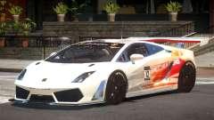 Lamborghini Gallardo LP560 SR PJ4 para GTA 4