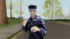 US Navy Soldier para GTA San Andreas