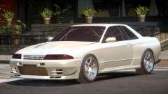 Nissan Skyline R32 D-Style para GTA 4