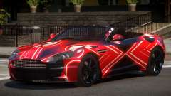 Aston Martin DBS Volante PJ3
