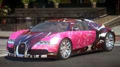 Bugatti Veyron 16.4 RT PJ1 para GTA 4