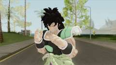 Broly V1 (Dragon Ball Super) para GTA San Andreas