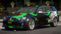 Holden VE Commodore RT PJ5 para GTA 4
