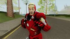 Iron Man Mark 7 (Unmasked) para GTA San Andreas