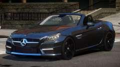 Mercedes Benz SLK DDS