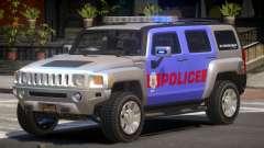 Hummer H3 Police V1.0