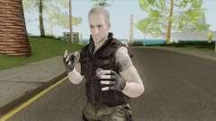 Nikolai Zinoviev (RE3 Remake) para GTA San Andreas