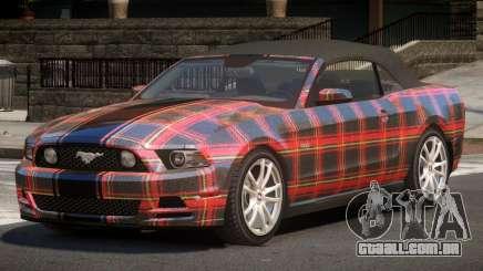 Ford Mustang GT CDI PJ5 para GTA 4