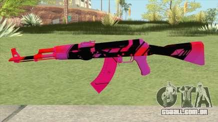 AK-47 (Nebula) para GTA San Andreas