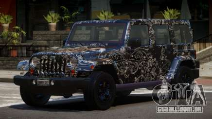 Jeep Wrangler LT PJ6 para GTA 4