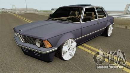 BMW 3-er E21 (Wide Body) para GTA San Andreas