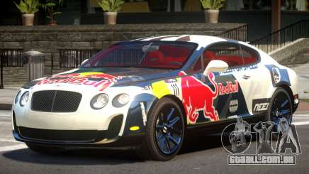 Bentley Continental RT PJ2 para GTA 4