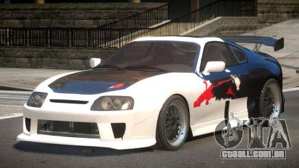 Toyota Supra SR PJ1 para GTA 4