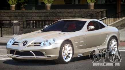 Mercedes Benz SLR E-Style para GTA 4