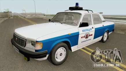 GAZ 31029 Volga (Polícia Municipal) para GTA San Andreas