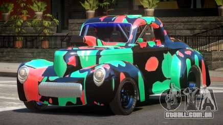 Willys Coupe 441 PJ5 para GTA 4
