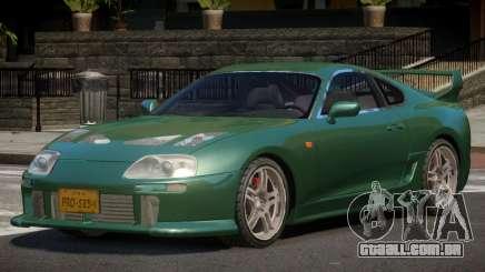 Toyota Supra R-Tuning para GTA 4