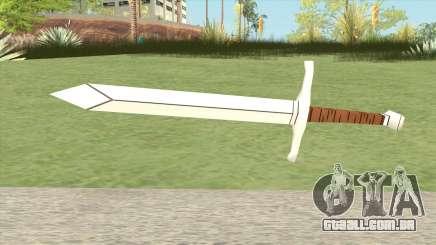 Trunks Sword para GTA San Andreas