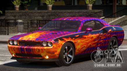 Dodge Challenger GT 392 PJ6 para GTA 4