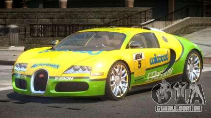 Bugatti Veyron 16.4 S-Tuned PJ4 para GTA 4