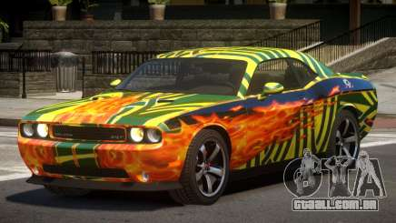 Dodge Challenger GT 392 PJ1 para GTA 4