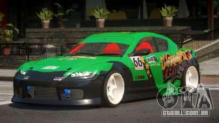 Mazda RX8 S-Tuned PJ6 para GTA 4