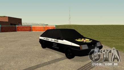 2109 COVID-19 DE CONTROLE para GTA San Andreas