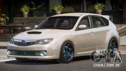 Subaru Impreza R-Tuning para GTA 4
