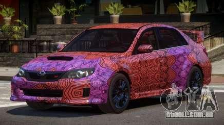 Subaru Impreza S-Tuned PJ3 para GTA 4