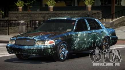 Ford Crown Victoria R-Tuned PJ3 para GTA 4